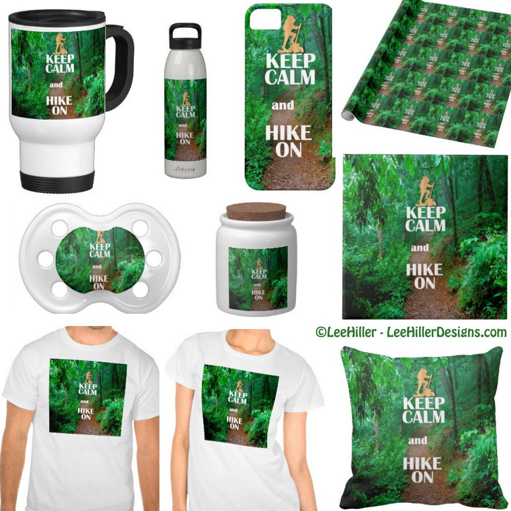 #KeepCalm and #Hike On https://t.co/yLrKUkVEJS #Gifts #HomeDecor #Apparel #Mugs #Cookie Jar #TShirt #Pacifier https://t.co/2HwLoVdVx8