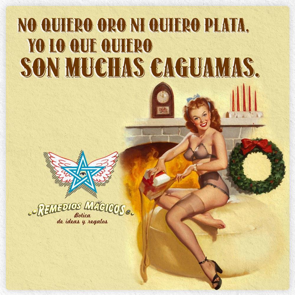 (Vamos a cantar #Villancicos esta #Navidad) No quiero oro ni quiero plata... #RemediosMagicos http://t.co/0A4i381RNY