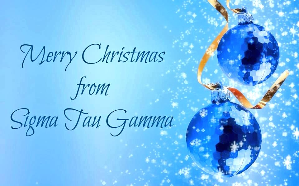 Merry Christmas from Sigma Tau Gamma! http://t.co/MP88okKQsC