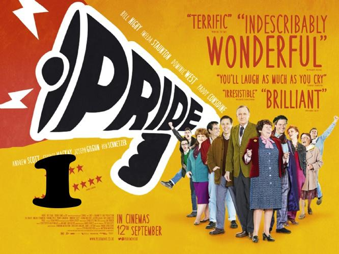 And at Number One, our (combined) favourite film of 2014 is PRIDE. http://t.co/iicVO3qVs9