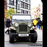 RT @avigowariker: #Mahindra at  #CarnabyStreet !Can you beat that?Merry Christmas @anandmahindra ! #JaiHind to that! #LeicaLovesLondon http…