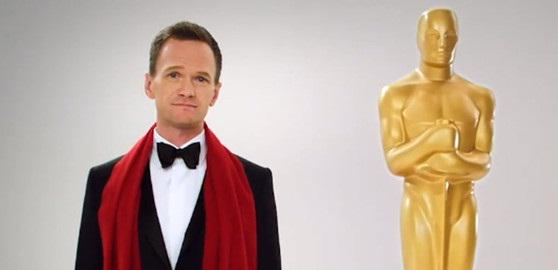 Less than 2 months to the Oscars! Watch host Neil Patrick Harris' 1st promo