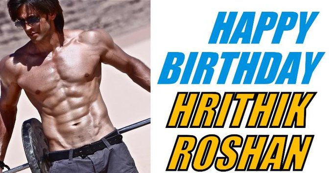 Happy Birthday Hrithik - From Team of Salman Khan