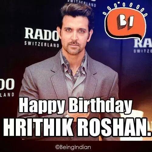 Happy birthday hrithik roshan bhai...