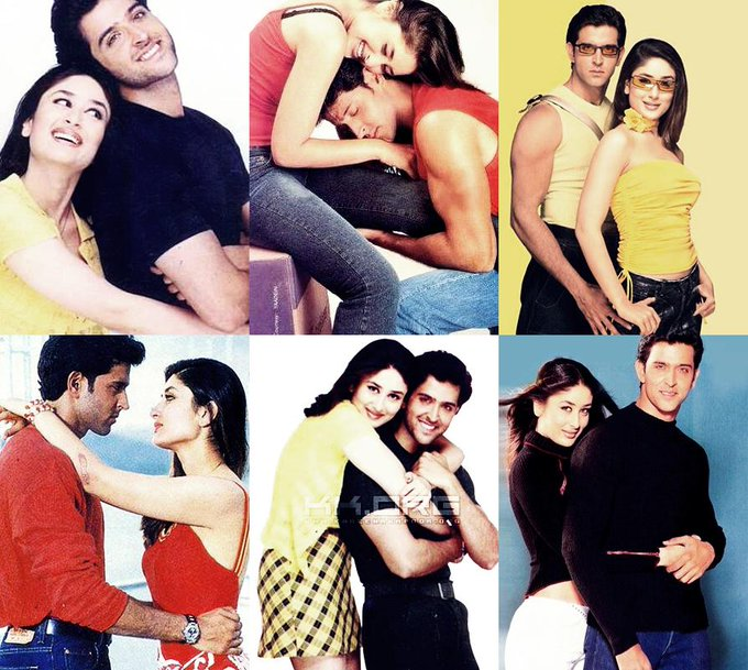 Happy Birthday Hrithik Roshan from Kareena Kapoor Khan Fans <3