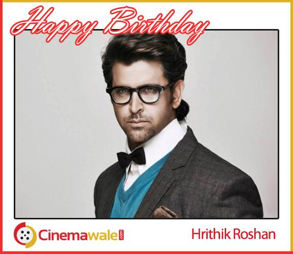 wishing a very Happy Birthday \Hrithik Roshan\  1 Like = 1 Wish!  Join Fan Club: