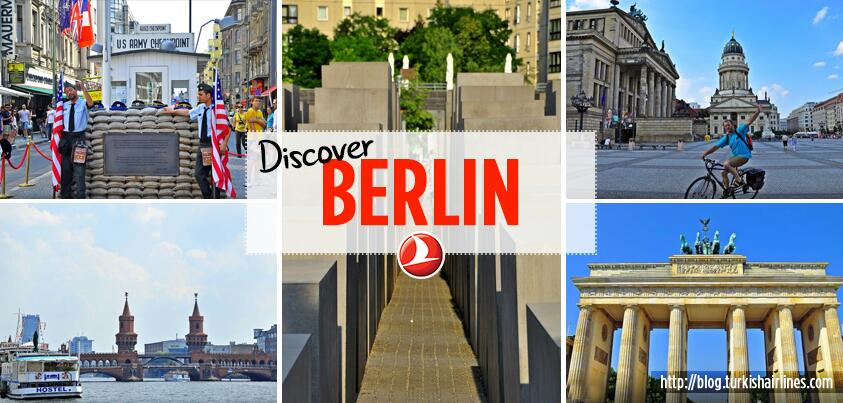 This week's city is Berlin! Explore the capital of Germany in our