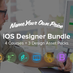 Name your own price on $1400+ of iOS design assets + courses: http://t.co/Pq4gxVZuEj http://t.co/nbi5bIQz4G
