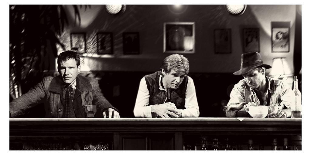 "The Bar ""@ThePixelFactor: A bounty hunter, a smuggler and an archaeologist walk into a bar... http://t.co/ZWxLDiQmON"""