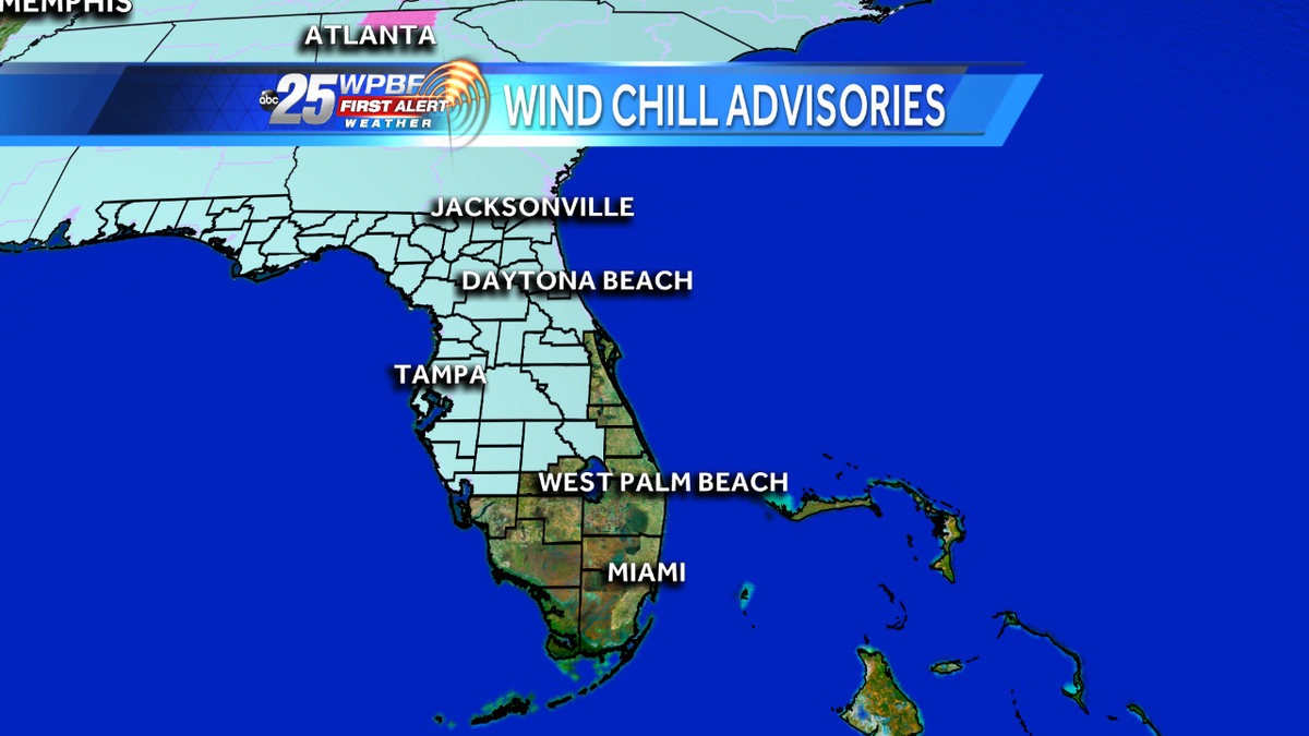 Nicole Karkic (@NicoleKarkic): Windchill advisory for Ontario (feels like -40 C) vs Florida (feels like -2 C) MT @wpbf_Taylor  http://t.co/OmLrM4UAUH