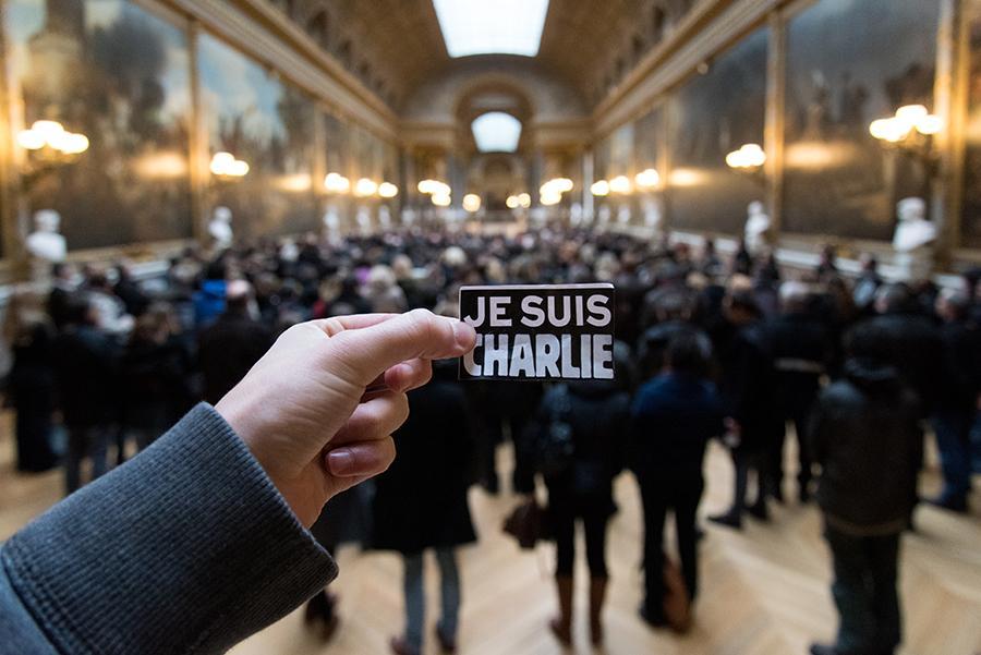 Le Château est Charlie #JeSuisCharlie http://t.co/tFHb2c2trj