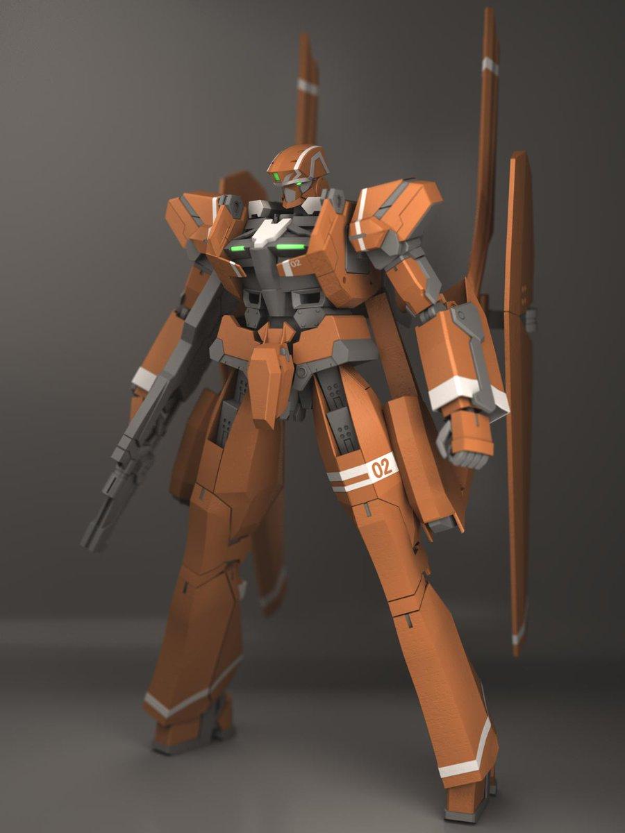 KG-6 スレイプニール完成しました http://t.co/cYRagxSyx4