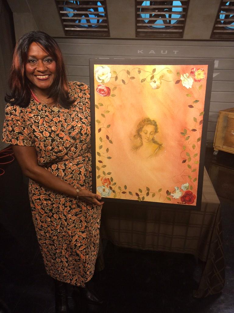40 individuals experiencing homelessness in OKC to exhibit art at @homelessokc Money goes back to folks like D'juana! http://t.co/qSDTaEjZH8