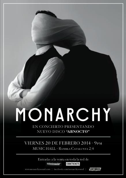 ATENCION: Sorteamos una entrada doble para nuestro concierto en Barcelona entre todos los que hagáis RT http://t.co/K1B8duoIAv