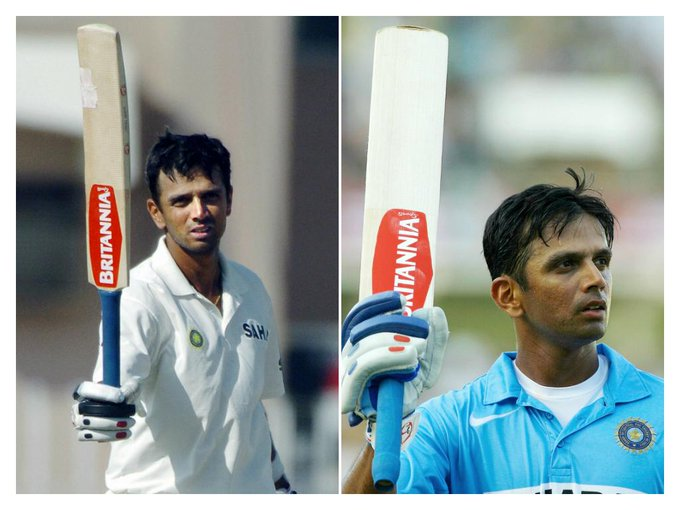 Happy Birthday to one of only 7 players to score over 10,000 runs in both Tests & ODIs, Rahul Dravid!