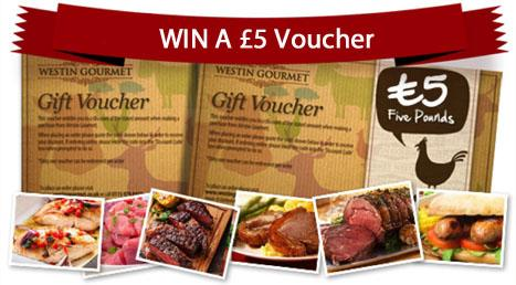 QUICKFIRE COMPETITION!! For 1 Hour Only! Simply Retweet for a chance to win one of 5 £5 Vouchers we are giving away! http://t.co/Q4E3I07isH