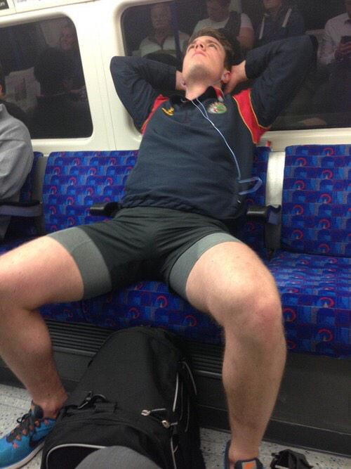 from Aaron metro gay pics