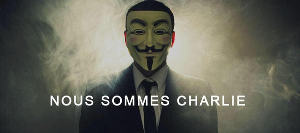 #CharlieHebdo : Des Anonymous tentent une contre-attaque sur le Web http://t.co/PIHJ4NWXNf http://t.co/OHAOxmNGEU