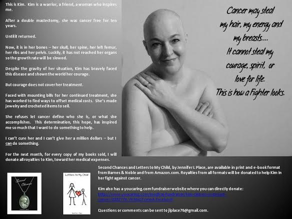 We can always help, so please help my friend battle #breastcancer by buying a book, sharing the photo, or donating. http://t.co/i5P8stE6Oi