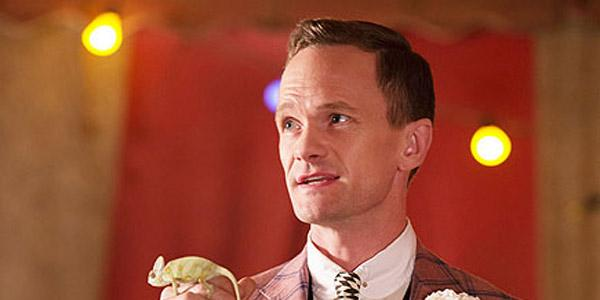 Neil Patrick Harris freaks out the Internet with a semi-nude threesome on @AHSFX