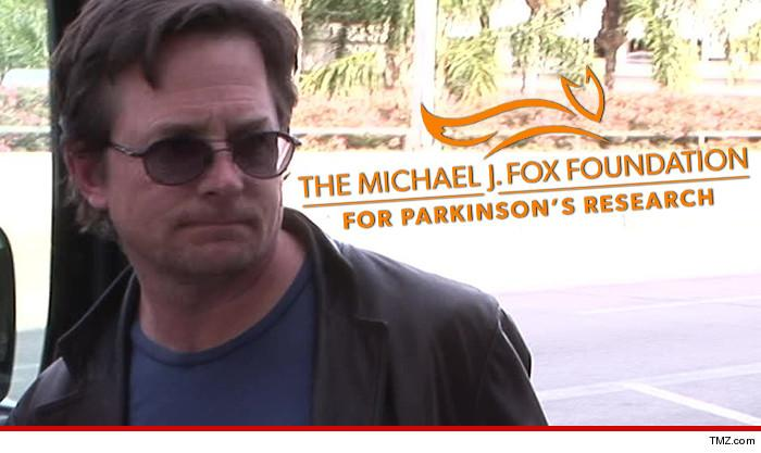Michael J. Fox Parkinson's group is gunning for a mega-merger