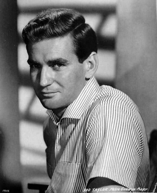 My tribute to Rod Taylor on his birthday last year. He would have been 85 this Sunday.
