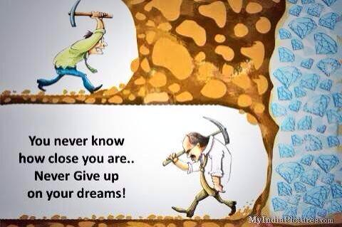 Can you relate to this? Don't give up on your dreams! #BusinessScene http://t.co/QFocLbddlz http://t.co/hDsp6UC1Sn