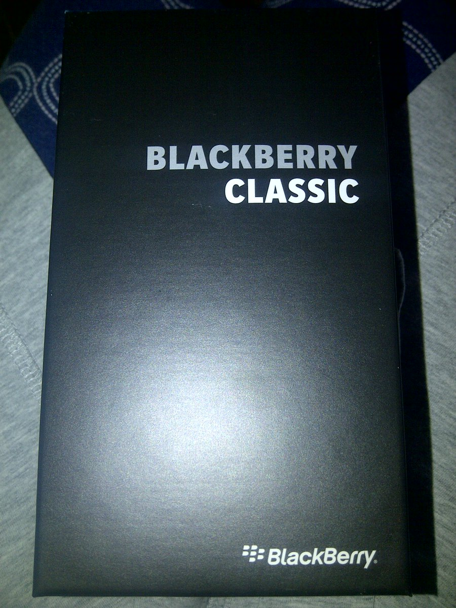 .@Blackberry Spoiled myself over the Holidays....Couldn't be happier with it. Well worth the wait! http://t.co/FzlPhbNGwq