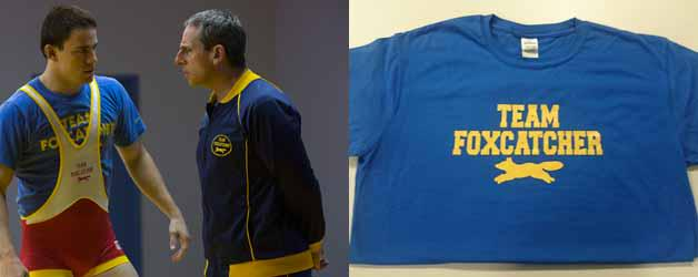 To celebrate the release of @FoxcatcherUK we're giving away #Foxcatcher T-shirts. RETWEET to be in with a chance! http://t.co/VPDSMX3Ojh
