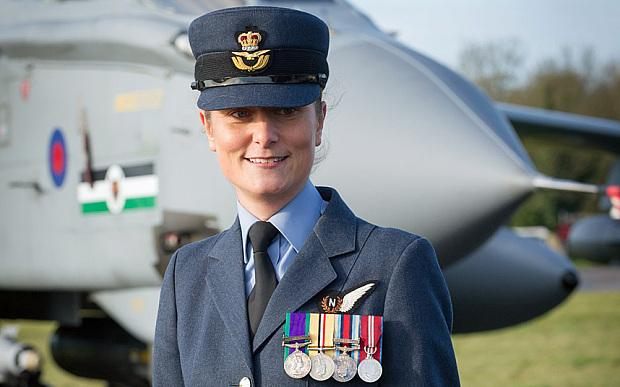 First Woman To Command An Raf Fast Jet Squadron Named As