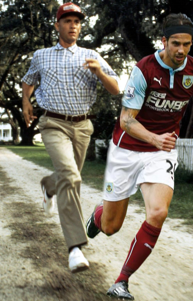 @BurnleyOfficial @IdleandWild #WhatCouldBoydyOutrun Run Boydy, run! http://t.co/oU2rLXnM3u