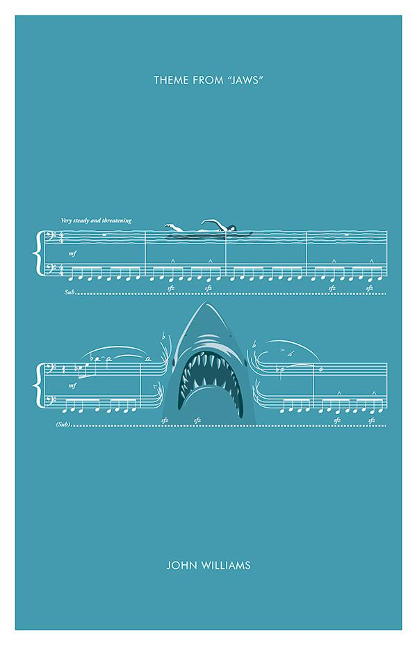 """The John Williams theme from the motion picture, """"Jaws."""" #Jaws #MarthasVineyard #ART via @MVPBS http://t.co/atzUyblVRU"""
