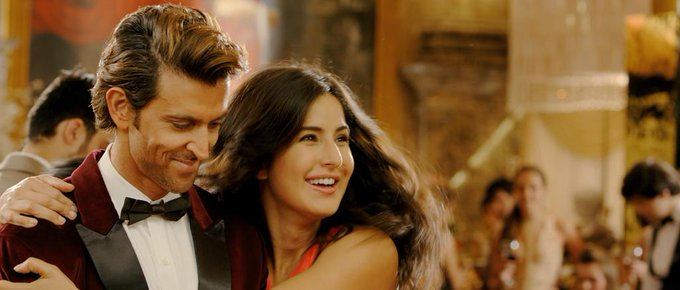 A gift of indian cinema..Hrithik roshan wishes from Aamir-Aish-Kat lovers birthday hrithik roshan