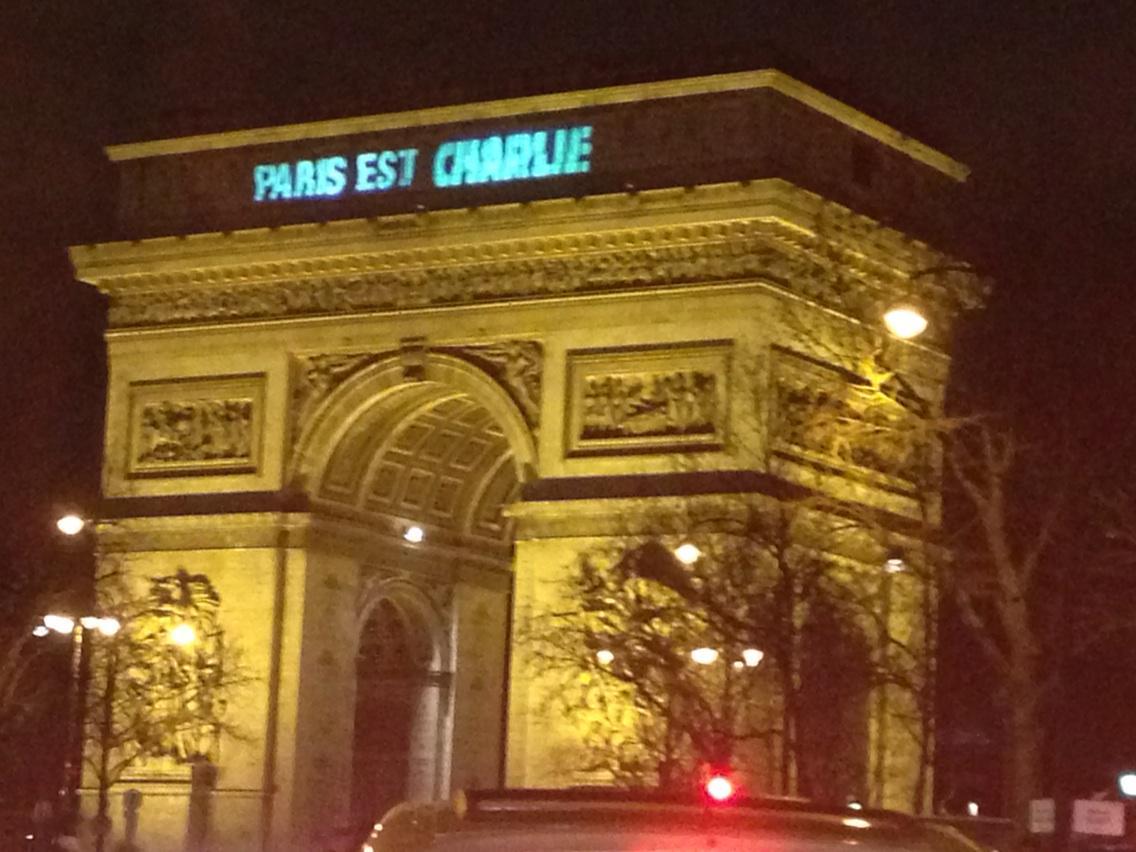 Paris est Charlie http://t.co/2BKkOwb2gc