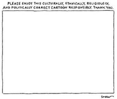 Please enjoy this culturally, ethnically, religiously, & politically correct cartoon #JeSuisCharlie http://t.co/bxVxdljqcQ