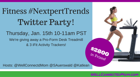Join me for a Fit #NextpertTrends Twitter Party 11/15 10am PT $2,800 in prizes! RSVP http://t.co/szhNfdUe3I @iFIT #ad http://t.co/TiM0CRd0Il