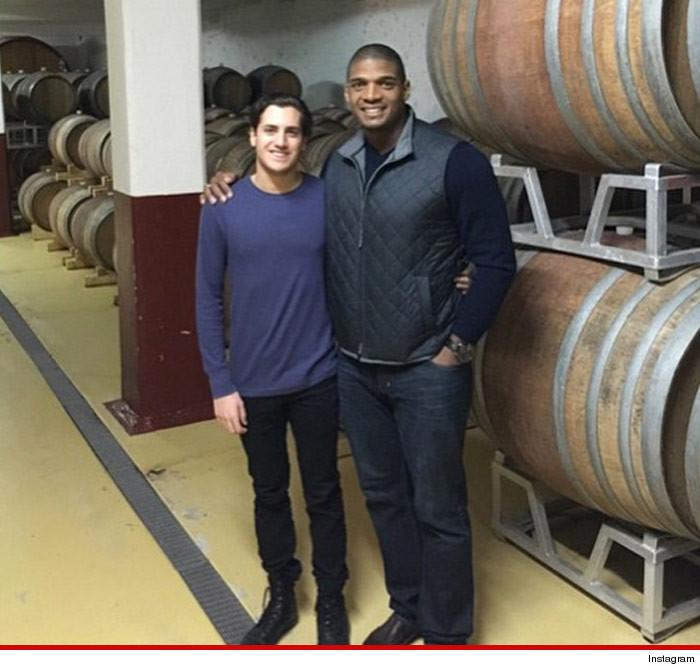 Michael Sam is ENGAGED!