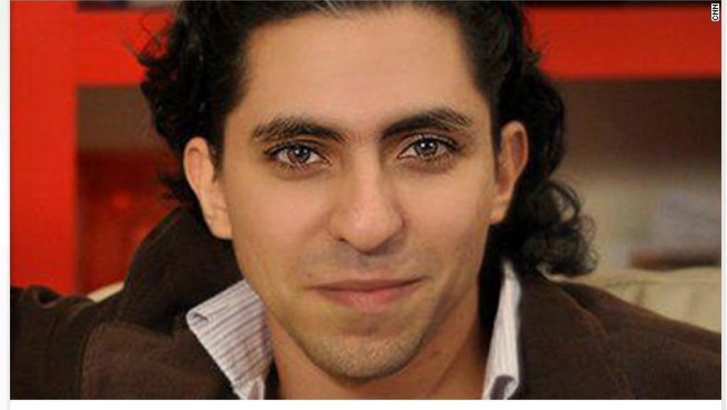 Arabie saoudite: le blogueur saoudien Raef Badawi fouetté en public http://t.co/IpqVWlwlj9 http://t.co/QcZ3y7rlkT