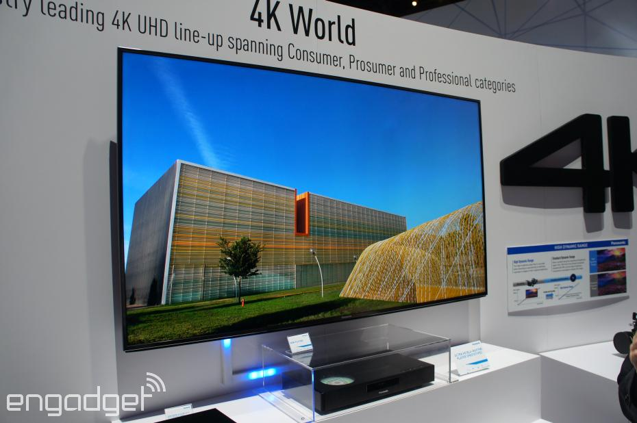 4K movies are coming to Blu-ray discs and hard drives http://t.co/GVN29iT5M6 http://t.co/67kg5z4UMM