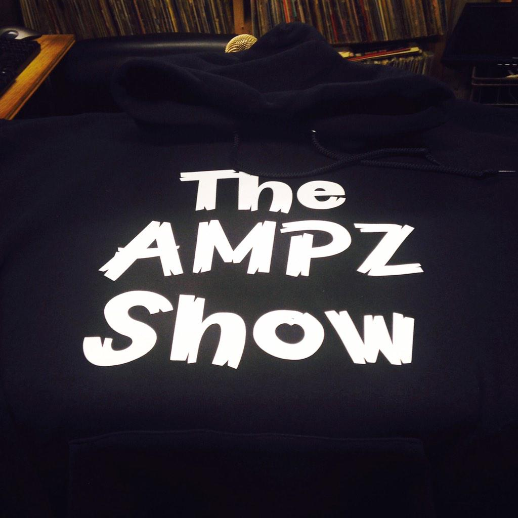 "Fresh Off The Press !!!... #TheAmpzShow Live on Fridays 9pm on that World Famous @tunein Radio App search ""DSNBX"" http://t.co/eNfPT1V6dh"