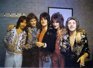 Happy Birthday Rod Stewart born 1945.1.10  with FACES