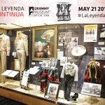 Una exposición como no has visto antes, adéntrate en el mundo de Pepe en #LaLeyendaContinua @TheGRAMMYMuseum ^StaffPp http://t.co/2xXEUfN6p0