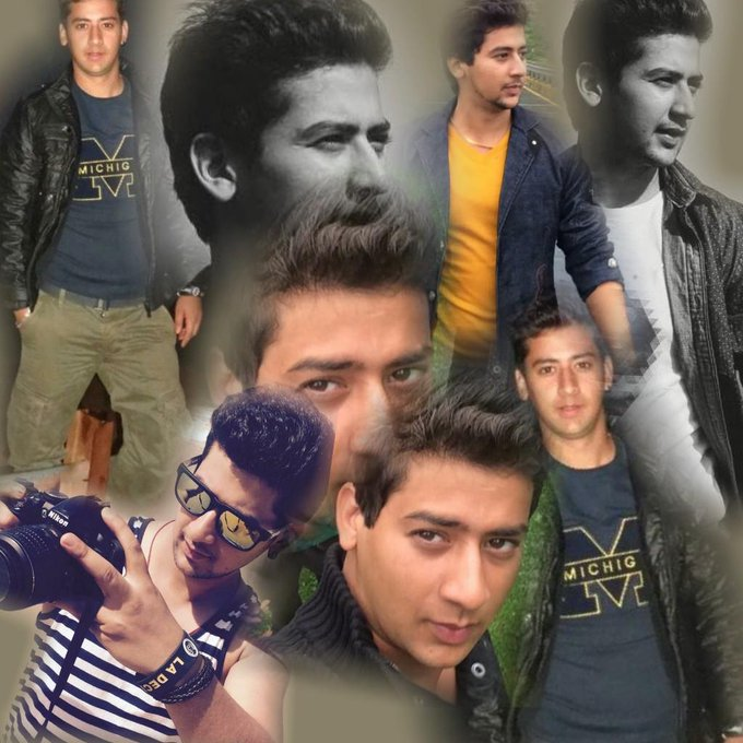 Happy Birthday Paras Arora Wish u all the best And God Bless You Love you Paras