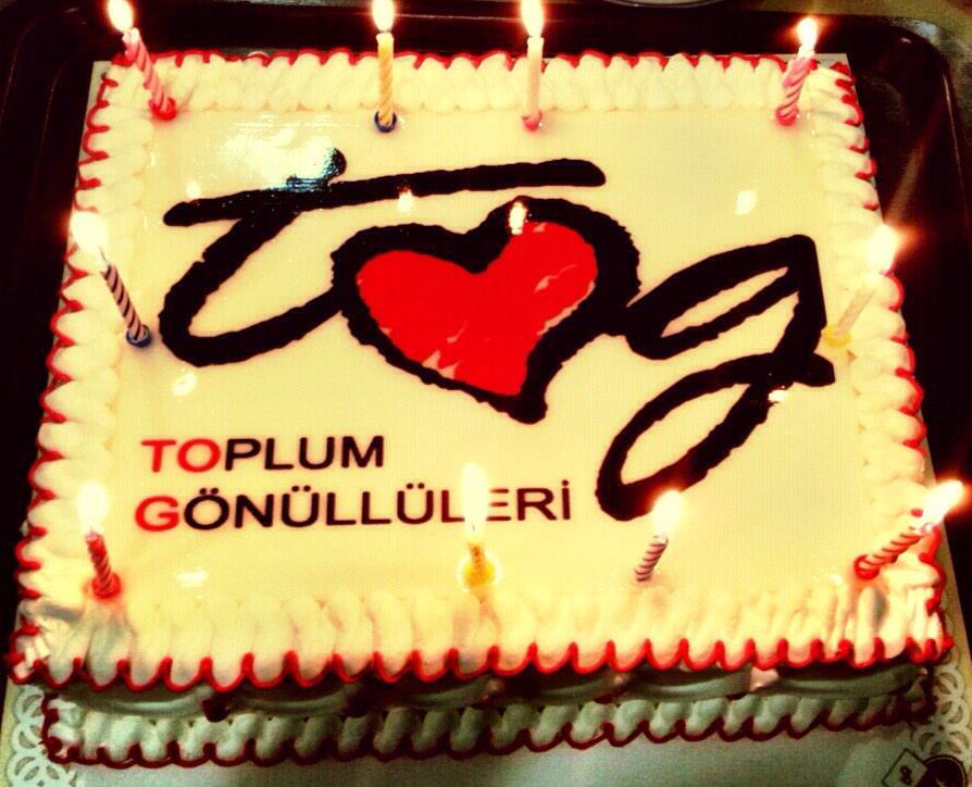 12 yıldır TOG'u var eden tüm kurucular, destekçiler, çalışanlar en çok da TOG'lu gençler, iyi ki doğduk! http://t.co/vsPlYxhdfD