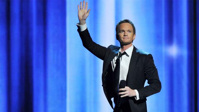Neil Patrick Harris' first Oscars promo has been unveiled