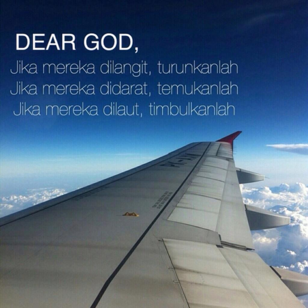 Amin YRA... #AirAsia8501 http://t.co/3NVoexzgv5