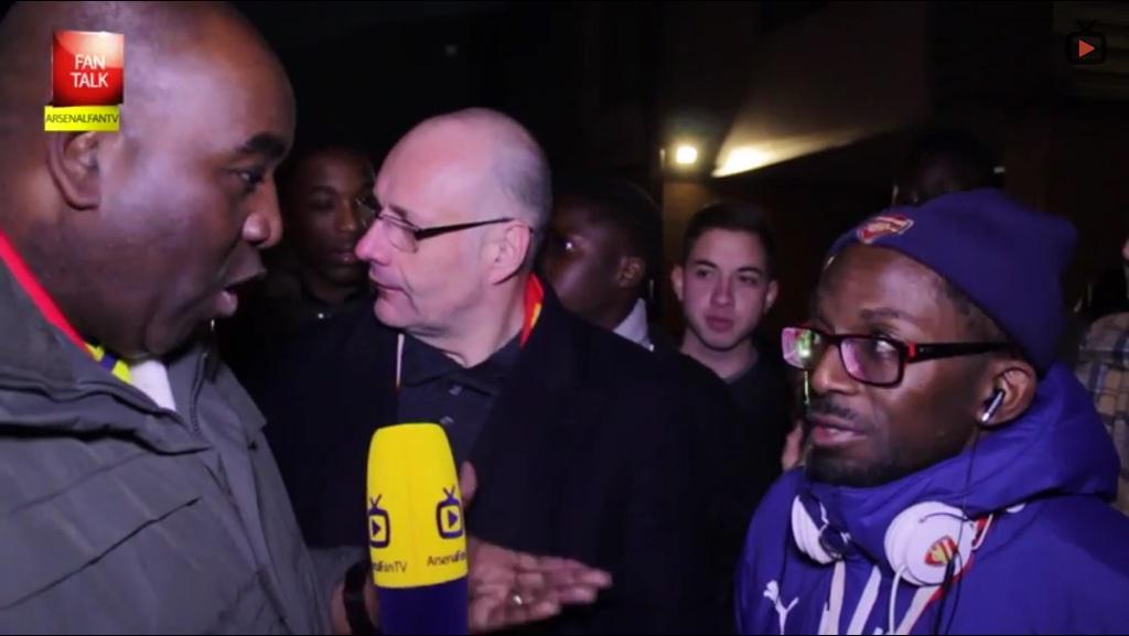 Why is Ty wearing headphones and earphones? http://t.co/B3kEeIjNMJ