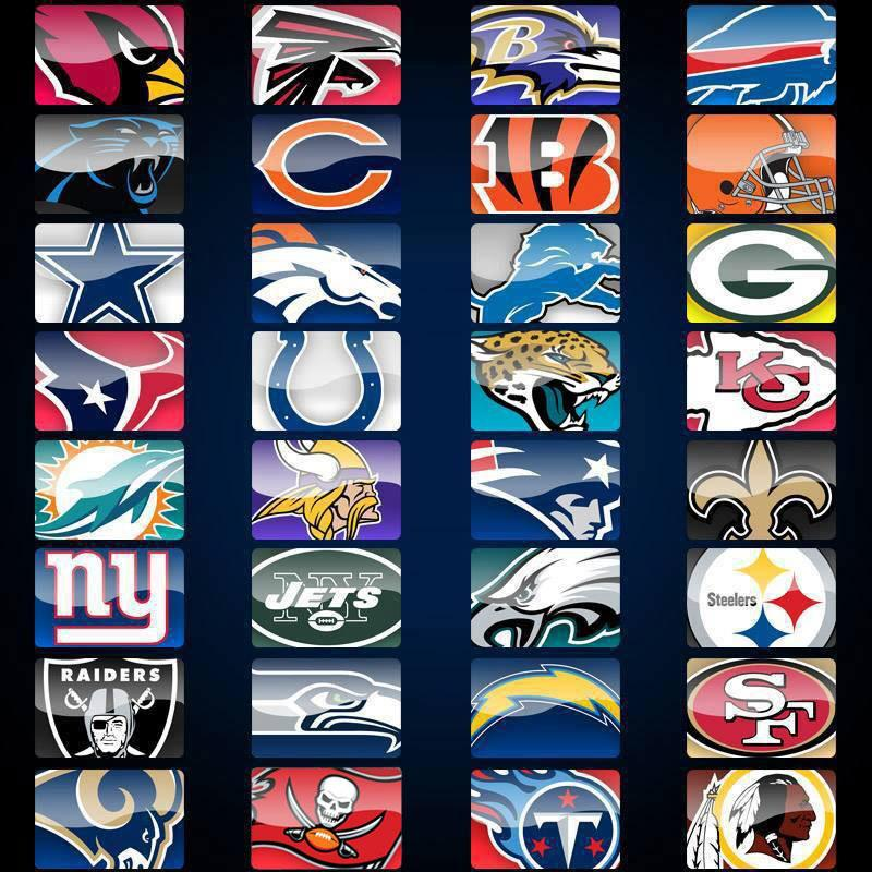 history of the nfl all 32 nfl teams