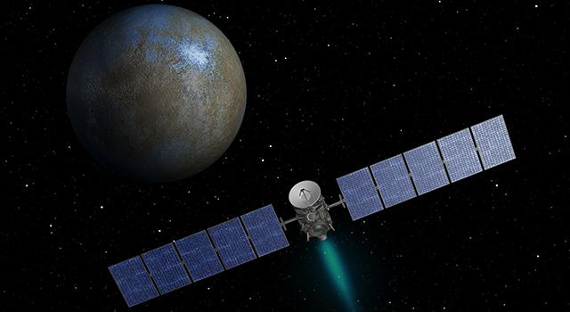 It's official: @NASA_Dawn has begun its approach to dwarf planet Ceres! #space #technology http://t.co/EwvjUoSC4D http://t.co/LNbO3Sc9Zn