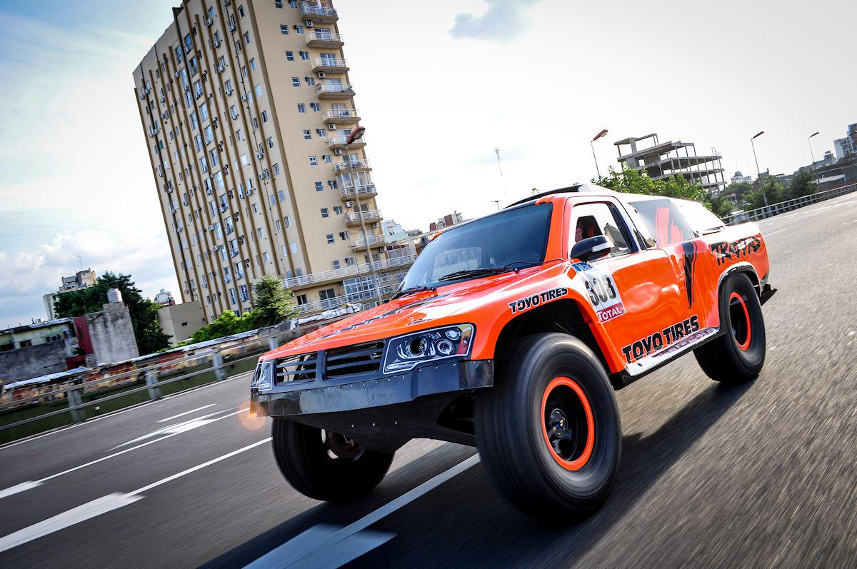 We have arrived #TeamSPEED @SPEED_ENERGY @ToyoTires @Traxxas @PLANETROBBY #Dakar2015 #Dakar http://t.co/2dKkWo5jwM